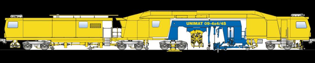 Mg09 4x4 4S Unimat 1024x205 - Kobinierte Gleis- u. Weichenstopfmaschinen